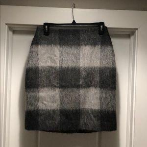 Talbots Wool Alpaca Blend Skirt